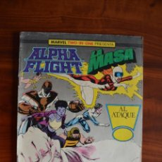 Cómics: ALPHA FLIGHT/ LA MASA 42. Lote 172434717