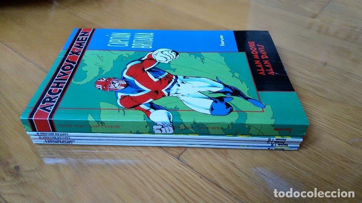 Cómics: Archivos X-Men: Capitán Britania - Foto 3 - 172435037