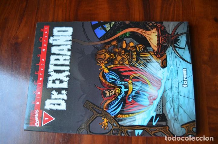 Cómics: Biblioteca Marvel: Dr Extraño 1 - Foto 2 - 172436367
