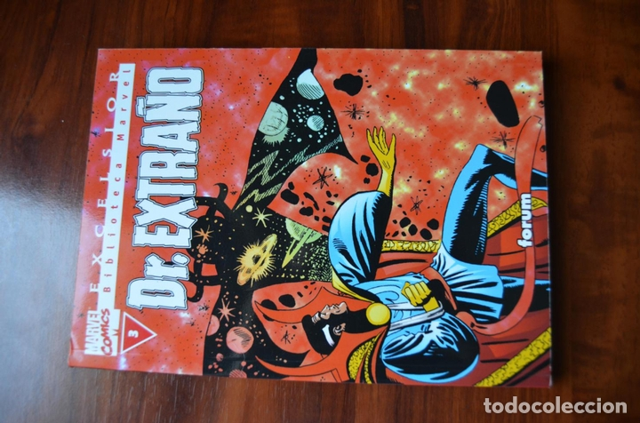 Cómics: Biblioteca Marvel: Dr Extraño 3 - Foto 2 - 172436372