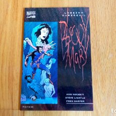 Cómics: BLOODY MARY. Lote 172436437