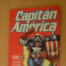 Cómics: CAPITÁN AMÉRICA (VOL 4) 1-5. Lote 172436834