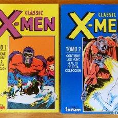Cómics: CLASSIC X-MEN (VOL 2) 1 AL 10. Lote 172437459