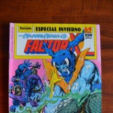 Cómics: FACTOR-X (VOL 1) INVIERNO'89. Lote 172441480
