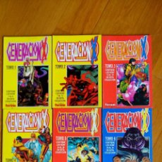 Cómics: GENERACIÓN-X (VOL 2) 1 AL 49. Lote 172442000
