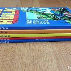 Cómics: HULK (VOL 2) 1 AL 24 EN TOMOS RETAPADOS. Lote 172442662