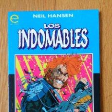 Cómics: LOS INDOMABLES. Lote 172442707