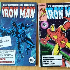 Cómics: IRON MAN (VOL 1) 1 AL 52, EXCEPTO EL 20. Lote 172442867