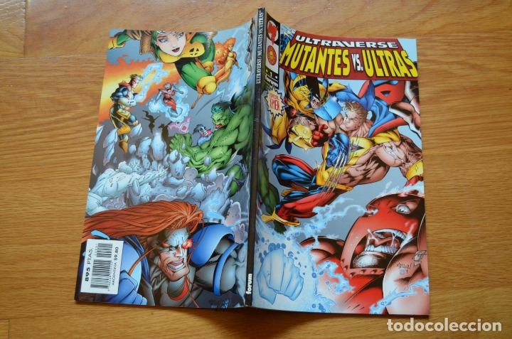 Cómics: Mutantes vs Ultras - Foto 2 - 172444949