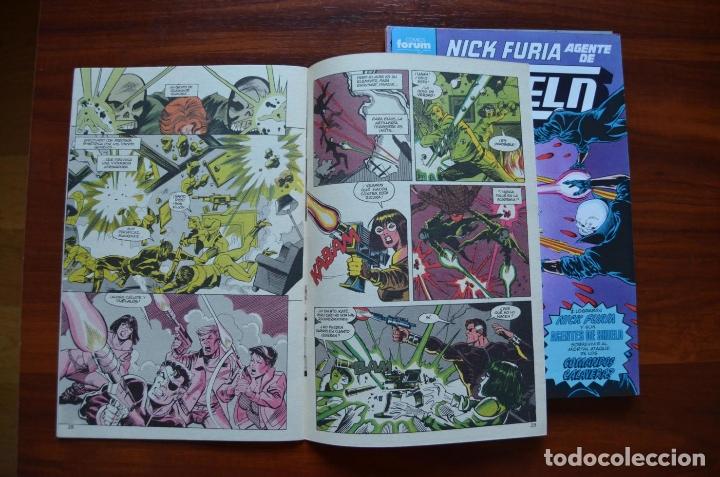 Cómics: Nick Furia, agente de SHIELD (vol 1) 1 al 6 - Foto 3 - 172445134
