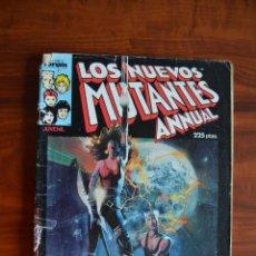 Cómics: NUEVOS MUTANTES PRIMAVERA'87. Lote 172445244