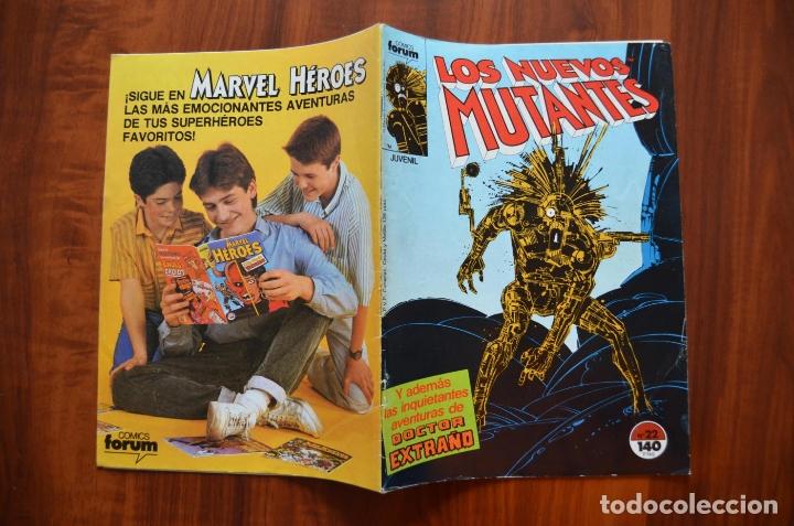 Cómics: Nuevos Mutantes 22 - Foto 2 - 172445274