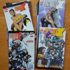 Cómics: PATRULLA-X (VOL 2) 1 AL 117 Y SEIS NÚMEROS ESPECIALES. Lote 172445950