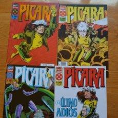 Cómics: PÍCARA 1 AL 4. Lote 172446133