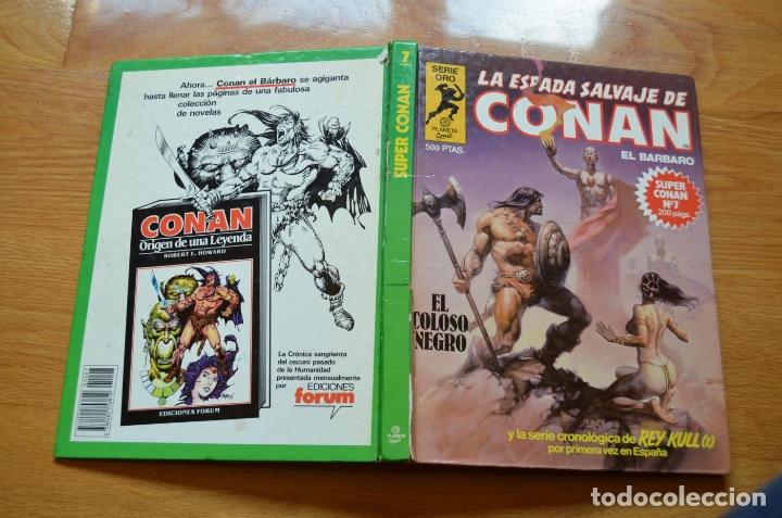 Cómics: Superconan 7 - Foto 3 - 172448837
