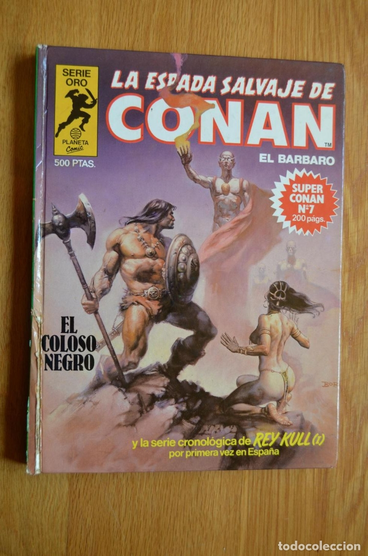 SUPERCONAN 7 (Tebeos y Comics - Forum - Prestiges y Tomos)