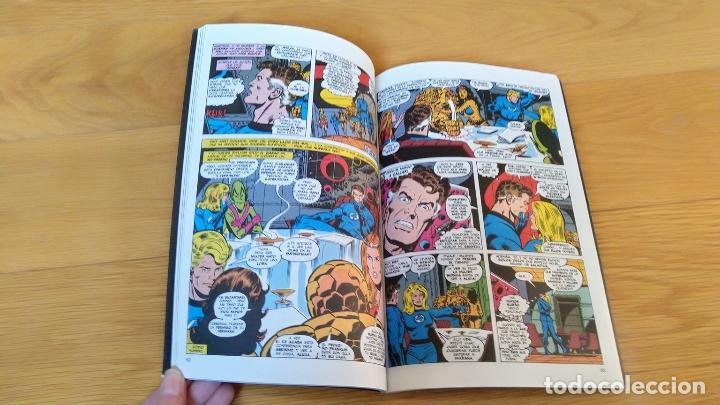 Cómics: Tesoros Marvel: Los 4 Fantásticos 1 y 2 - Foto 4 - 172449392