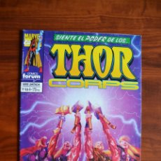 Cómics: THOR CORPS 4. Lote 172449477