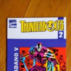 Cómics: THUNDERBOLS 2. Lote 172449567