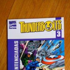 Cómics: THUNDERBOLS 3. Lote 172449572