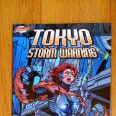 Cómics: TOKYO STORM WARNING. Lote 172449647
