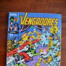Comics: VENGADORES (VOL 1) 51. Lote 172450254