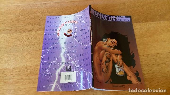 Cómics: Wildstorm Fine Arts Gallery - Foto 3 - 172450785