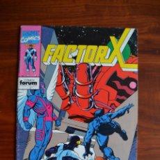 Cómics: FACTOR-X (VOL 1) 37. Lote 172450960