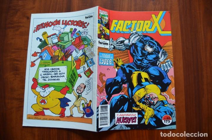 Cómics: Factor-X (vol 1) 65 - Foto 2 - 172450980