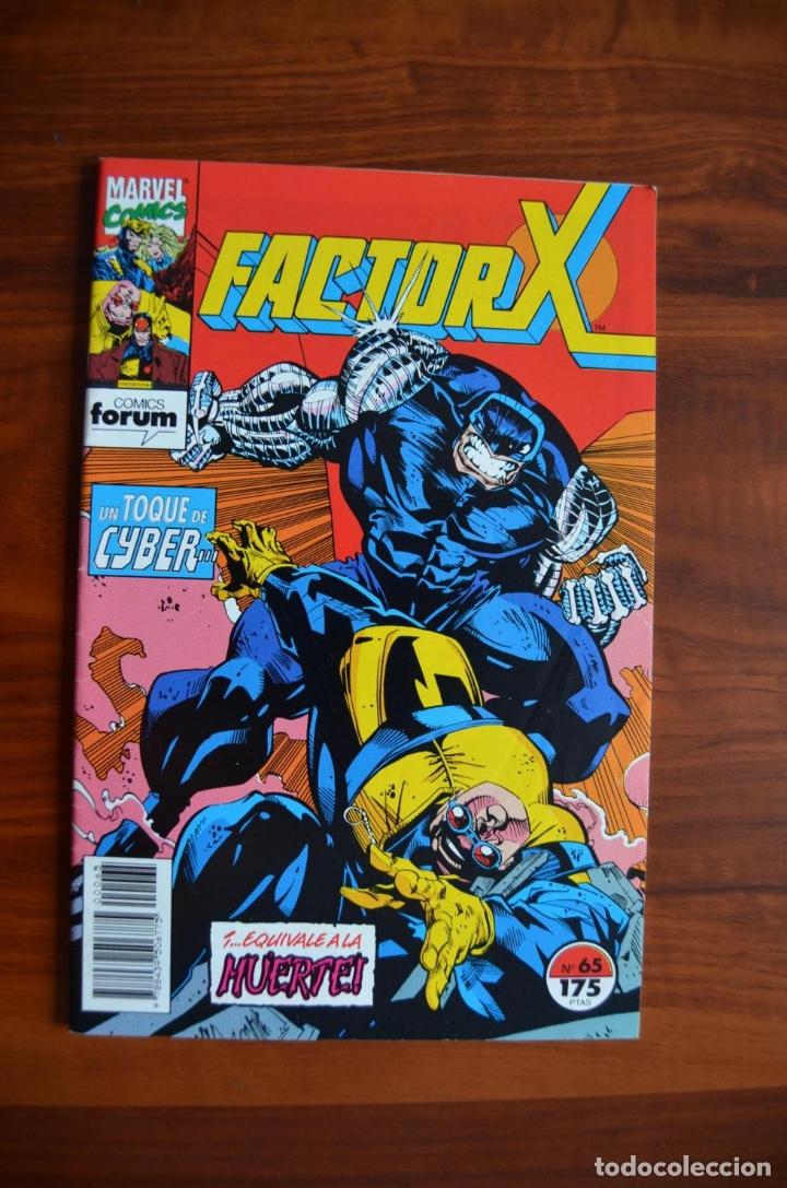 FACTOR-X (VOL 1) 65 (Tebeos y Comics - Forum - Factor X)
