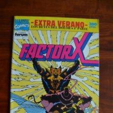 Comics : FACTOR-X (VOL 1) VERANO'92. Lote 172451025