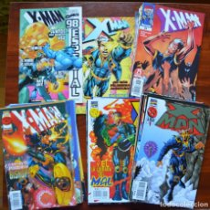 Cómics: X-MAN (VOL 2) 1 AL 37, ESPECIALES. Lote 172451155