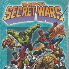 Cómics: MARVEL SECRET WARS TOMO FORUM PLANETA -HISTORIA COMPLETA - PRECINTADO A ESTRENAR !!!. Lote 261698475
