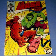 Cómics: LA MASA EL INCREIBLE HULK COMICS FORUM MARVEL Nº 30 DESDE 1 EURO ORIGINAL VER FOTO Y DESCRIPCION. Lote 172745907