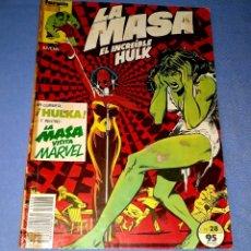 Cómics: LA MASA EL INCREIBLE HULK COMICS FORUM MARVEL Nº 28 DESDE 1 EURO ORIGINAL VER FOTO Y DESCRIPCION. Lote 172745980