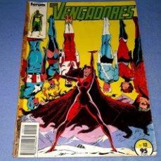 Cómics: LOS VENGADORES COMICS FORUM MARVEL Nº 12 DESDE 1 EURO ORIGINAL VER FOTO Y DESCRIPCION. Lote 172746519