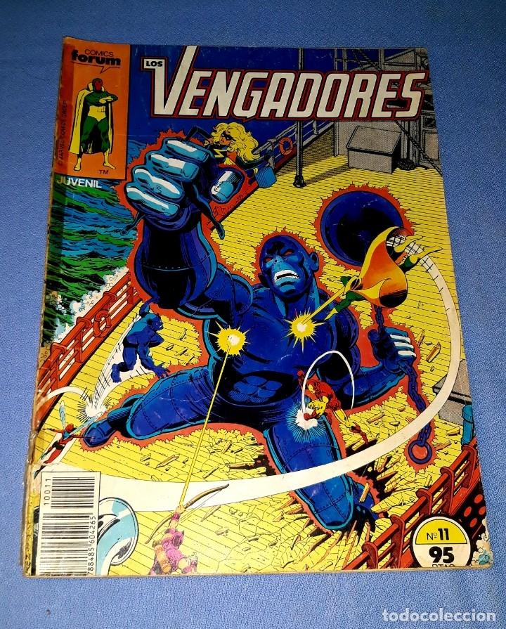 LOS VENGADORES COMICS FORUM MARVEL Nº 15 DESDE 1 EURO ORIGINAL VER FOTO Y DESCRIPCION (Tebeos y Comics - Forum - Vengadores)