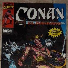 Cómics: CONAN EL BARBARO N 170 EL REGRESO DE CONAN NUEVA ETAPA POR ROM LIM FORUM COMICS. Lote 172806819