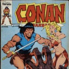Cómics: CONAN, EL BÁRBARO CONTIENE LOS NºS 62 AL 65. Lote 172850213