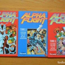 Cómics: ALPHA FLIGHT (VOL 2) 1 AL 20. Lote 172434747