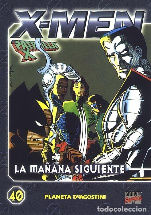 COLECCIONABLE X MEN 40 LA PATRULLA X (Tebeos y Comics - Forum - X-Men)