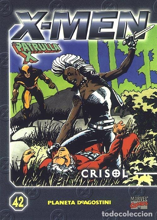 COLECCIONABLE X MEN 42 LA PATRULLA X (Tebeos y Comics - Forum - X-Men)