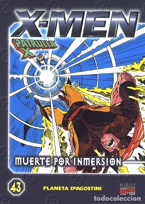 COLECCIONABLE X MEN 43 LA PATRULLA X (Tebeos y Comics - Forum - X-Men)