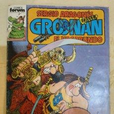 Cómics: GROONAN 6. Lote 172935228