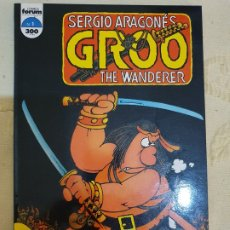 Cómics: GROO THE WANDERER 1. Lote 172935464