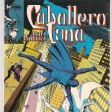 Comics: CABALLERO LUNA. Nº 9. FORUM. (C/A30). Lote 173121505