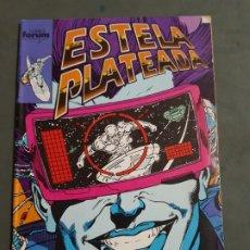 Comics: ESTELA PLATEADA Nº 19 COMICS FORUM ESTADO BUENO NEGOCIABLE MAS ARTICULOS. Lote 173199623