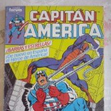 Cómics: FORUM - CAPITAN AMERICA VOL.1 RETAPADO CON LOS NUM. 1 AL 5 ( NUM. 1-2-3-4-5 ) .MUY DIFICIL. Lote 173204809