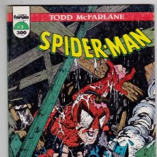 Cómics: SPIDERMAN TODD MCFARLANE Nº 3 - FORUM -. Lote 173489004