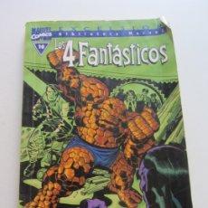 Cómics: LOS 4 FANTASTICOS . Nº 10. EXCELSIOR. BIBLIOTECA MARVEL. FORUM C19. Lote 173501952